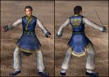 Edit Male Outfit - Jerkin (DW5)
