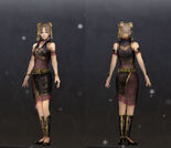 Costume Set 8 - Female (DW7E DLC)
