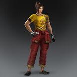 Ling Tong Job Costume (DW8 DLC)