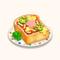 Pizza Toast (TMR)