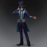 Sima Yi Job Costume (DW8 DLC)