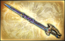 Stretch Rapier - 5th Weapon (DW8)