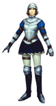 Lady Fencer Unit 3 (BS)