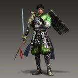 Xu Shu Costume (WO3U DLC)