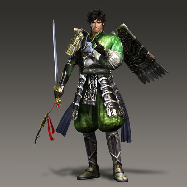 Warriors Orochi 3 Ultimate Unlock Susanoo: Image - Xu Shu Costume (WO3U DLC).jpg