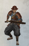 Musketeer Model (SW2)