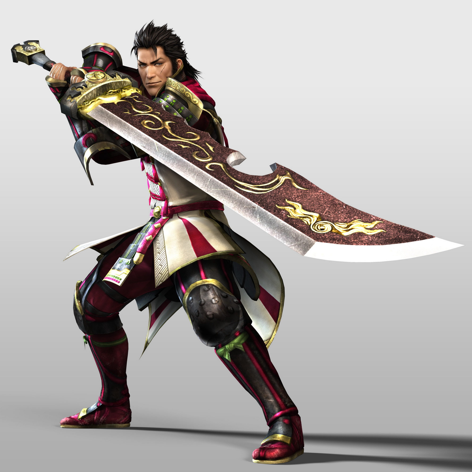 Warriors Orochi 3 Ultimate Rare Weapons: [Mystery] The Legendary Sage Of Six Paths 7