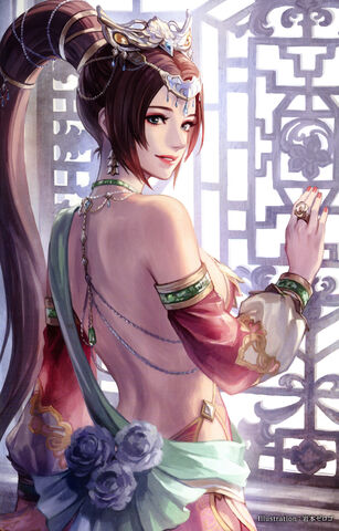 File:Diaochan 15th Anniversary Artwork (DWEKD).jpg