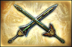 Twin Swords - DLC Weapon (DW8)