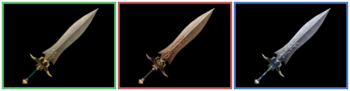 DW Strikeforce - Great Sword 3