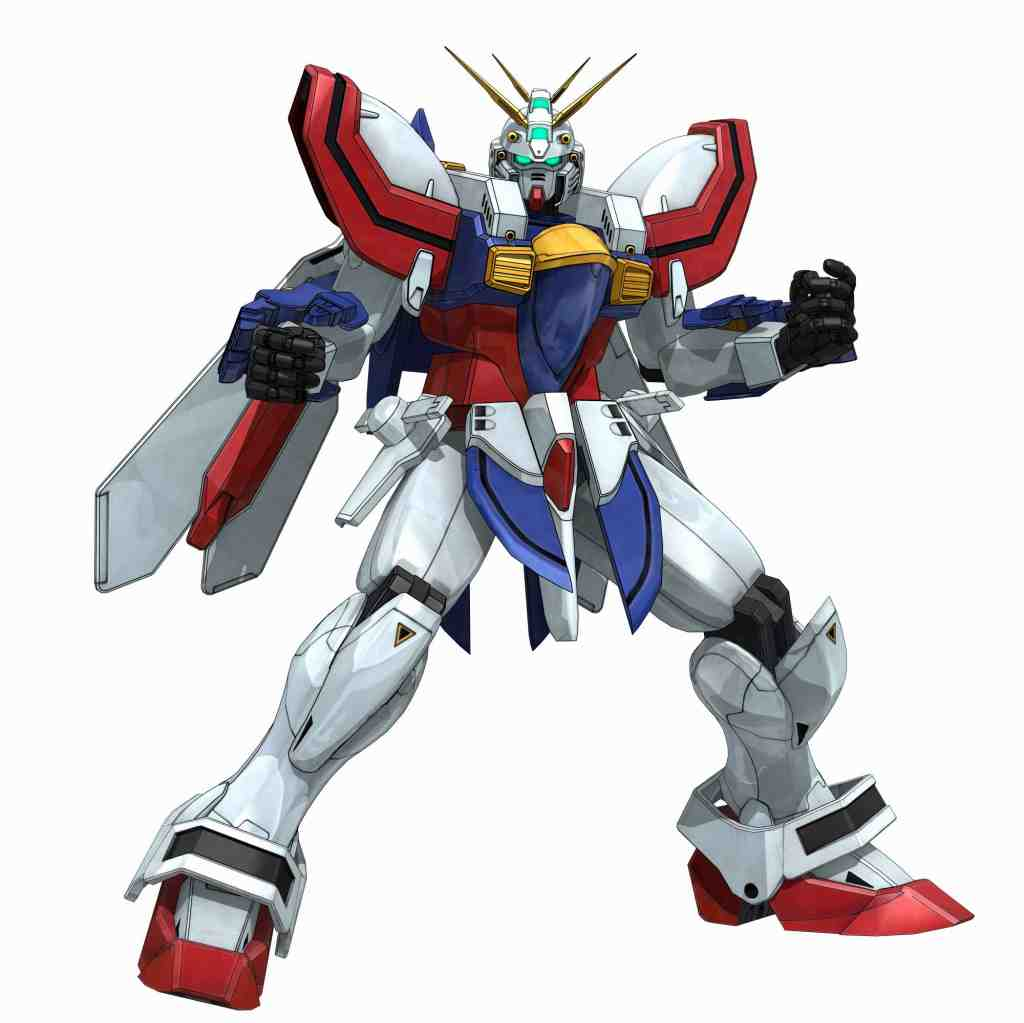 Mobile Suit Information  G Gundam Characters Rain