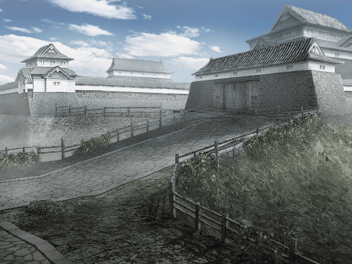 File:Odani Castle (Warriors Orochi).png