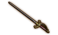 Rapier - 1st Weapon (HW)