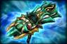 Mystic Weapon - Meng Huo (WO3U)