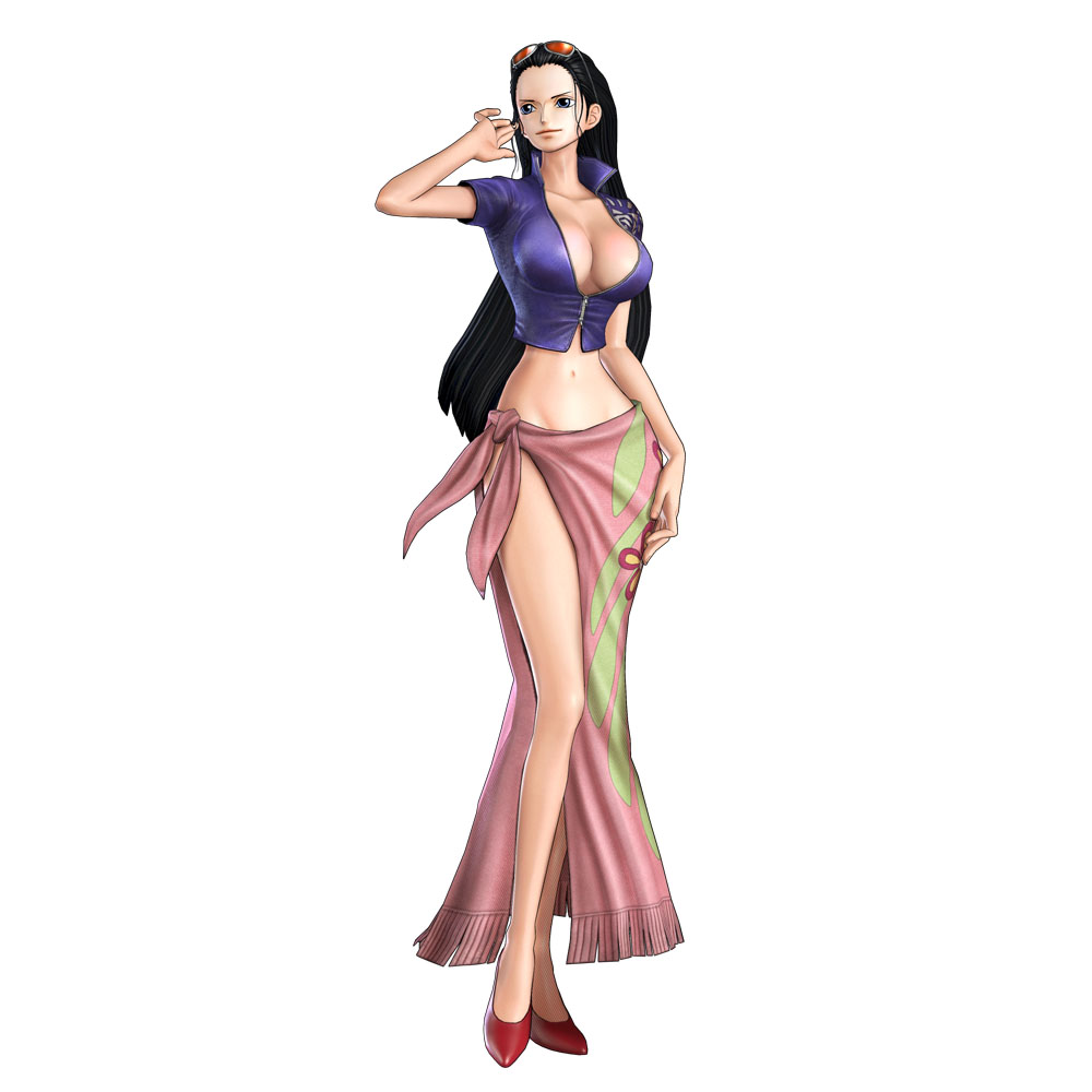 Nico robin 3d monster hentia pic