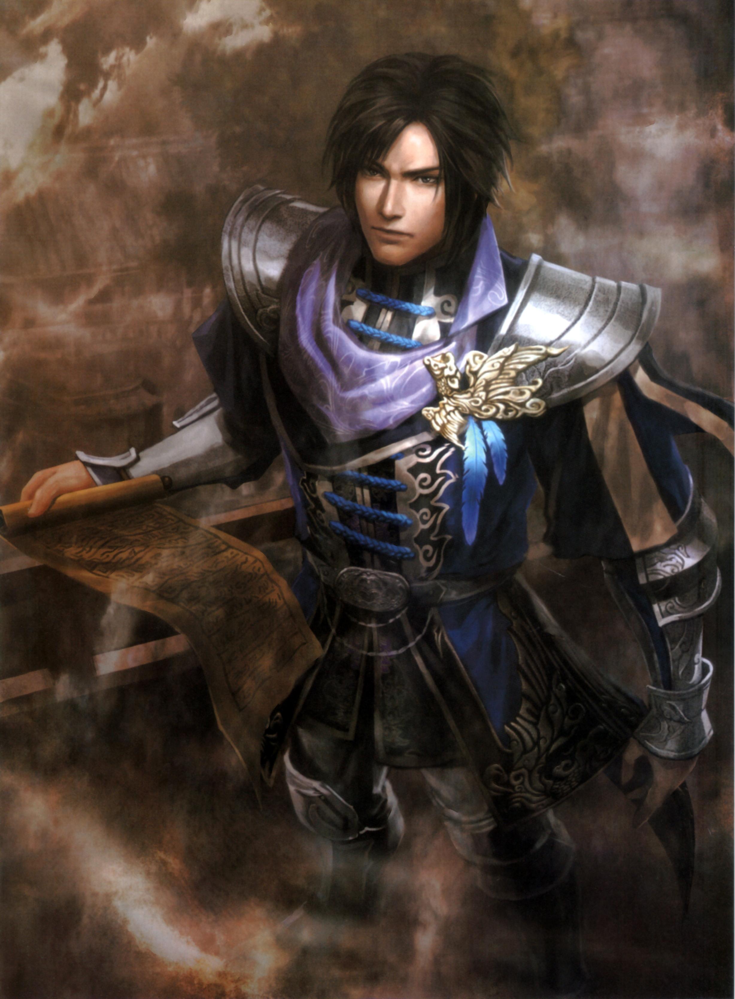 Cao pi cosplay - dynasty warriors by reika cao pi,dynasty warriors