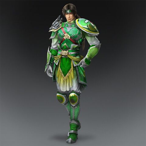 File:DW8 - Zhaoyun 7UP DLC Costume.jpg