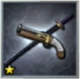 1st Weapon - Masamune Date (SWC3)