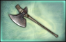 Great Axe - 2nd Weapon (DW8)