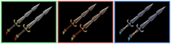 DW Strikeforce - Twin Swords 2