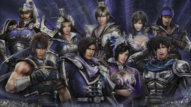 File:Wei Character Wallpaper 2 (DW8 DLC).jpg