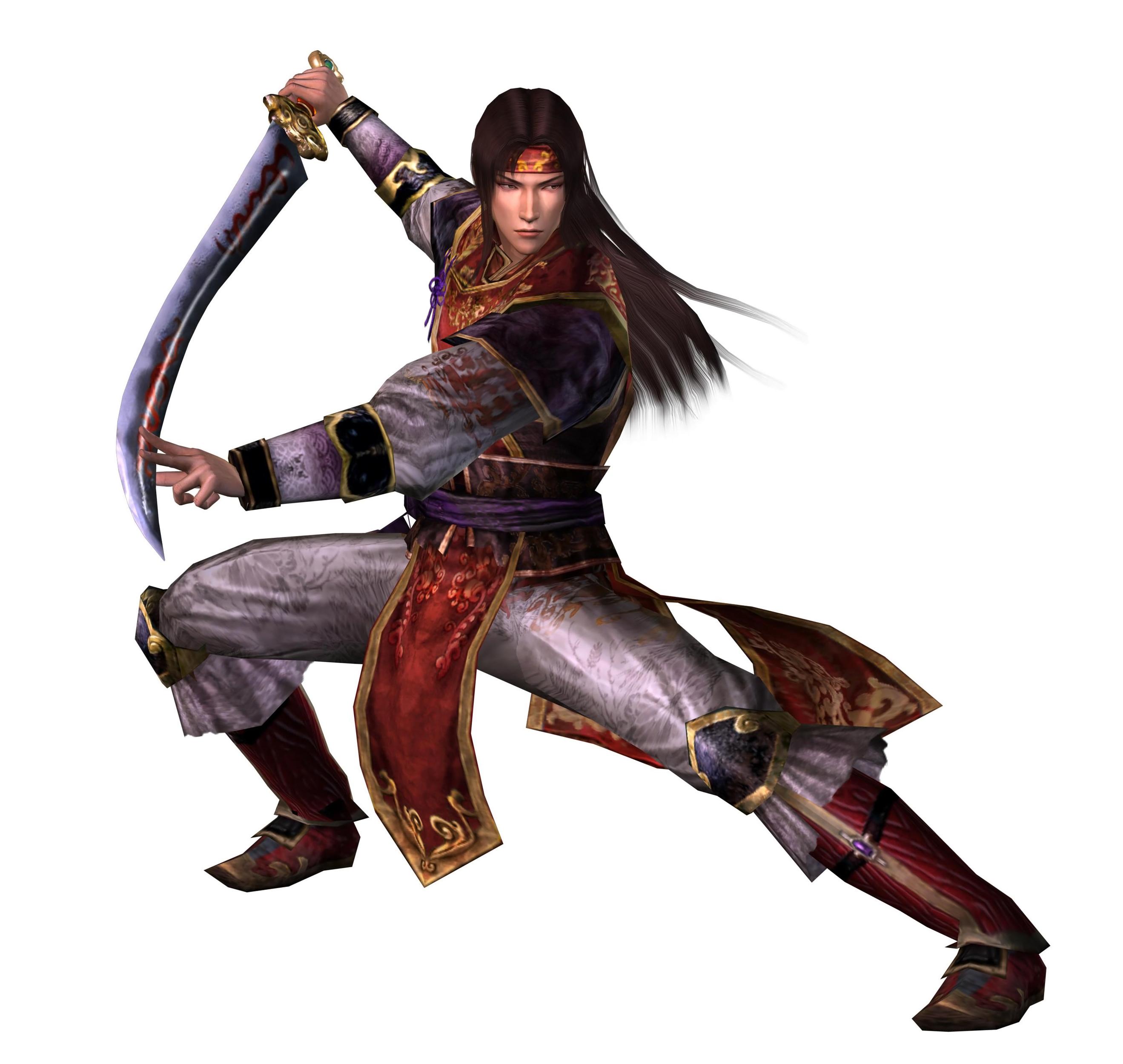 0216  November 16  2012  Zhou Yu Dynasty Warriors 8