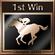 Champion Jockey Trophy 18