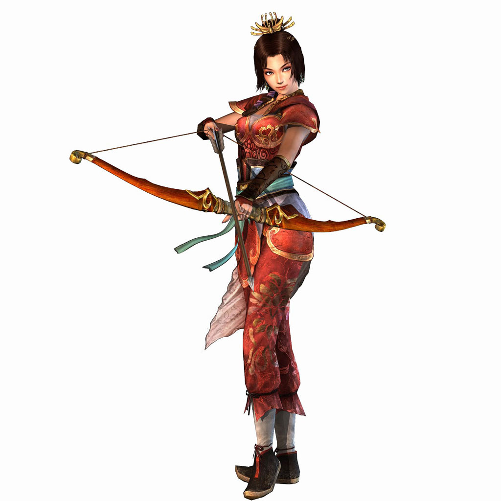 Warriors Orochi 3 Ultimate Guan Yu Mystic Weapon: Image - Sunshangxiang-rotkonline.jpg