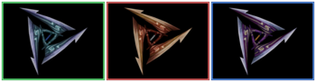 DW Strikeforce - Tri Blades 3