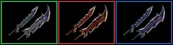 DW Strikeforce - Twin Daos 4