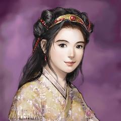 File:Xiahou Shi (ROTK10).png