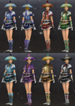 DW7E Female Costume 15