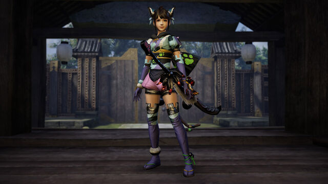 File:Female Protagonist Outfit (TKD2 DLC).jpg