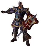 Cao Ren DW4 render