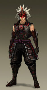 Male Protagonist Outfit 2 (TKD DLC)