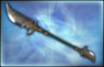 Double Voulge - 3rd Weapon (DW8)