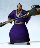 Ieyasu Tokugawa Yukata Costume (SW4E DLC)