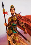 Sun Ce Illustration (ROTK12TB)