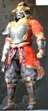 Iga Shinobi Helmet (Kessen III)