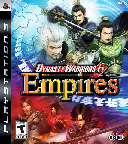 Archivo:DW6 E Box art.jpg