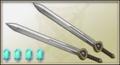 Twin Blades (AWL)