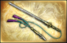 Sword & Hook - 5th Weapon (DW8)