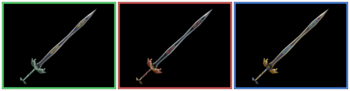 DW Strikeforce - Long Sword 6