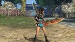Dual Blades Weapon Skin (SW4 DLC)