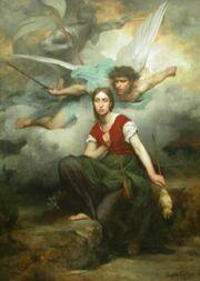 Jeanne d' Arc (Eugene Thirion)