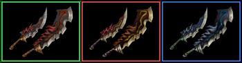 DW Strikeforce - Twin Daos 7