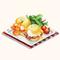 Eggs Benedict (TMR)
