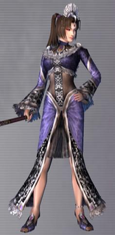 File:DW5 Zhen Ji Alternate Outfit.png