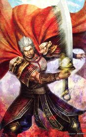 Sun Jian 15th Anniversary Artwork (DWEKD)