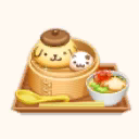 File:Pom Pom Purin and Muffin Yum Cha Set (TMR).png